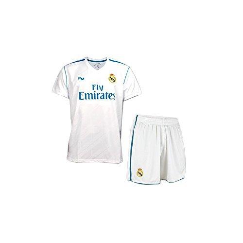 Box Set Real Madrid prodotto ufficiale 2017 - 2018-talla 8 anni ROGERS