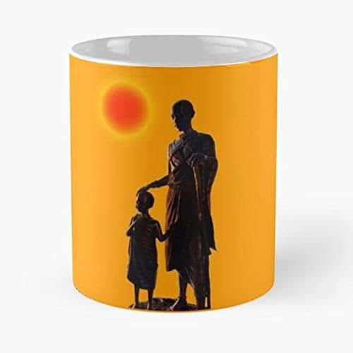 Amazon.com: Africa African Man - Coffee Mugs Unique Ceramic Novelty Cup: Handmade