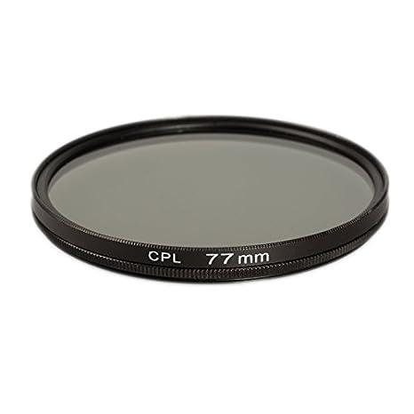 67mm para Canon Sony Nikon Fujifilm Pentax Tamron Sigma Leica Olympus Panasonic Circular Polarizing Filter Ares Foto/® Filtro de polarizaci/ón Circular Fabricado en Aluminio y Vidrio /óptico