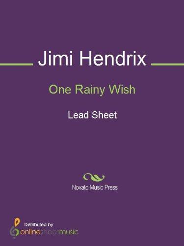 jimi hendrix one rainy wish