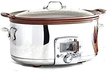 All Clad Gourmet Slow Cooker Browning