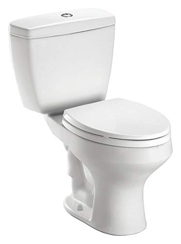 1.6 Flush Cotton Gallon - TOTO Rowan Two Piece Tank Toilet, 1.1 to 1.6 Gallons per Flush, Cotton