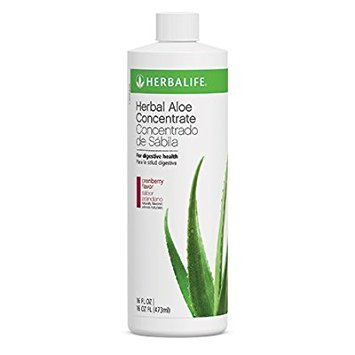 ate Cranberry, Pint 16 Ounce (Aloe Concentrate)