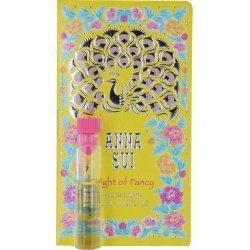 (Anna Sui Flight Of Fancy perfume for women by Anna Sui Eau De Toilette Vial On Card Mini )