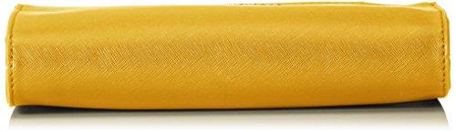 Trussardi 75b500xx53, Pochette da Giorno Donna, 25x15x5 cm (W x H x L) Multicolore (Yellow P16)