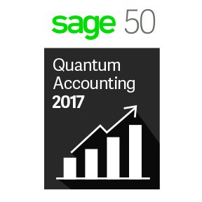 Sage 50 Quantum Accounting 2017 3 User - Traditional Business Care
