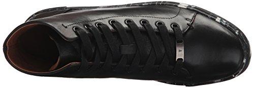 Frye Womens Klimop Hoge Top Sneaker Zwart