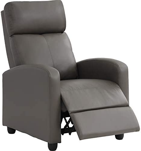 Deal of the week: Recliner Chair Single Sofa Winback Chair Home Theater Seating Modern Reclining Chair Easy Lounge