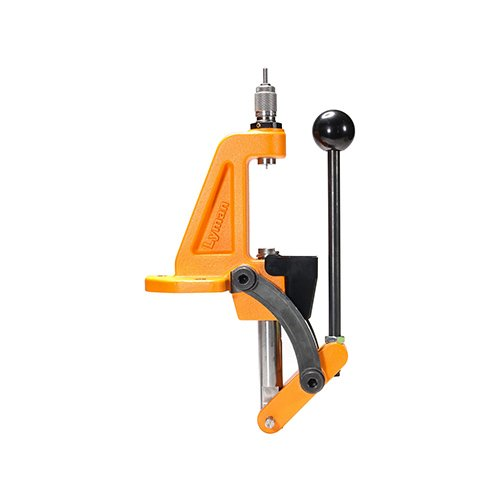 Lyman 7726500 Brass Smith, Ideal C-Frame Press,orange, silver, black