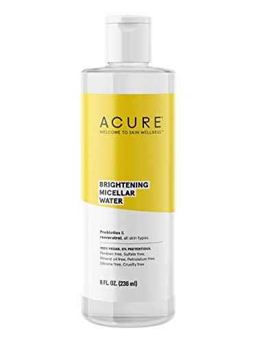 ACURE Brightening Micellar Water, 4 Fl. Oz. (Packaging May Vary)