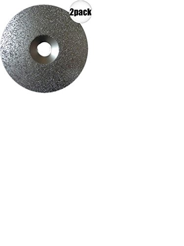 Porter-Cable 823932 2 Pk 6 Inch X 24 Grit Carbide Grit Disc Aka - Cable Paint Porter Wood