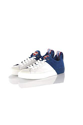 2019 bradbury A Sneakers Bianco Primavera 43 Uomo blu Block Colmar Estate n0w8OyvmN