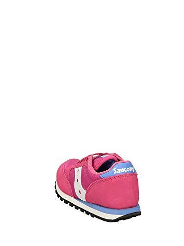 Bambina Basse Sneakers Saucony Jazz Magenta tqvxAxw