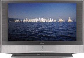 Sony Grand WEGA KF-60WE610 60-Inch HDTV-Ready LCD Rear Proje