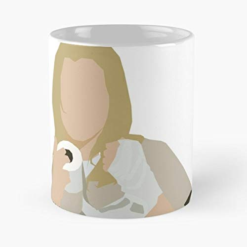 Taylor Schilling George Mendez - Best Gift Ceramic Coffee Mugs -