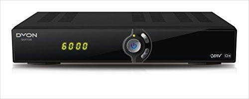 Dyon Raptor HDTV-Kabelreceiver (HDMI, CI+, Upscaler 1080i, PVR-Ready) schwarz
