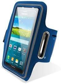 Brazalete Neopreno deportivo para Smartphone Bq Aquaris 5 para correr / running / deporte Color: Amazon.es: Electrónica