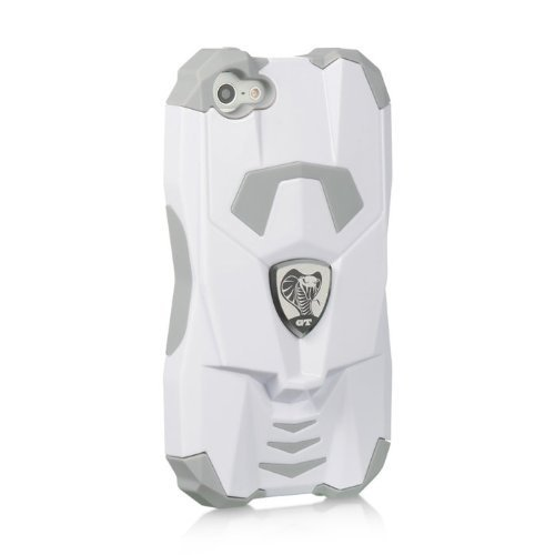 Dream Wireless Licensed Platinum Collection Cobra GT Series Hybrid Case for Apple iPhone 5/5S