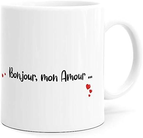 Mug Humour Bonjour Mon Amour T…