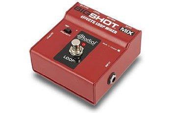 【 並行輸入品 】 Radial Engineering R8007203 Big Shot Mix ペダル B00JEFBZS8