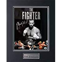 $41 » Micky Ward Autograph Photo The Fighter V 1114 - Autographed Boxing Collages