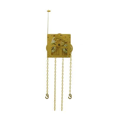 Qwirly Store: Hermle Clock Movement 261-080 Gearing (31cm)