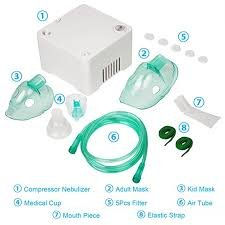 Carrera Cool Mist_Ultra_Compressor_Nebulizer_Machine_Asthma_Device by Carerra Cool Mist (Image #2)