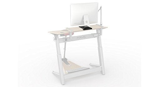 Price comparison product image Active Collection FIB-1000 IMAC Bracket for Locus and Sphere Desks (sold separately),  Black