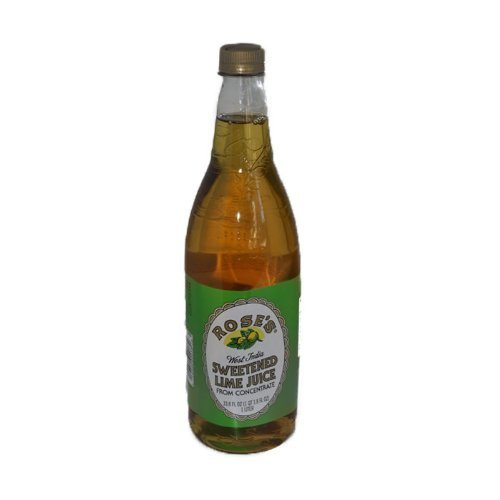 Rose's, Sweetened Lime Juice 33oz. by Rose's