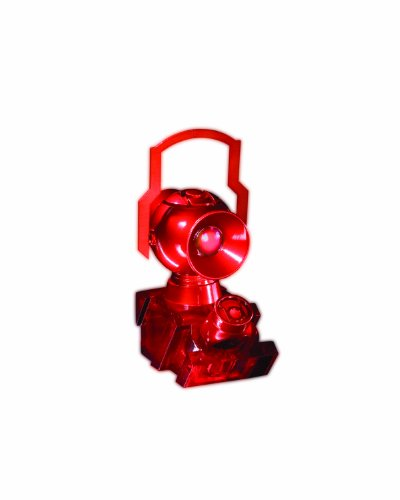 DC Direct Blackest Night: Red Lantern 1:4 Scale Power Battery and Ring Prop Replica Set