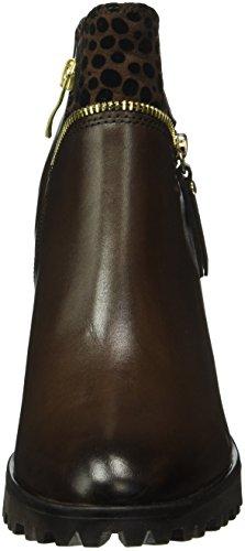 Caprice 25409, Botines para Mujer Marrón (DK BRWN NA COM 354)