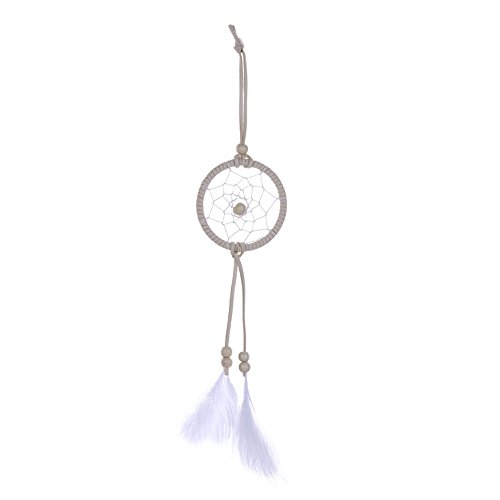 Sunsoar Mini Dream Catcher Feather Car Home Wall Hanging Decoration Craft Gift