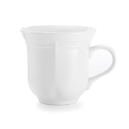 (Mikasa French Countryside Tea Cup, 8.5-Ounce)
