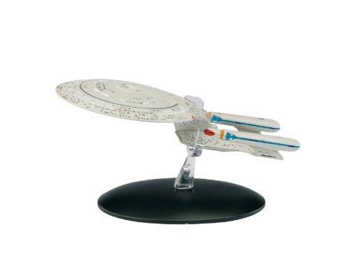 Star Trek Starships Figure Magazine #1 USS Enterprise NCC-1701D