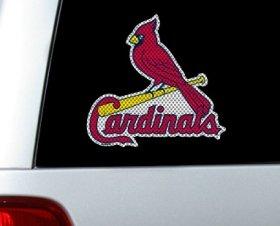 - St. Louis Cardinals Die-Cut Window Film - Large