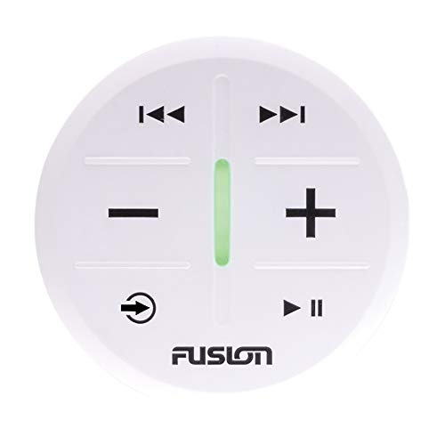 Fusion MS-ARX70W  Wireless Stereo Remote - White