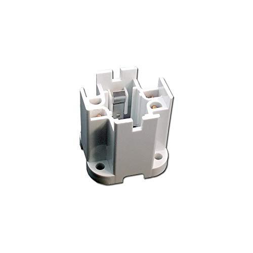 18 Watt - CFL Socket - 4 Pin G24q-1 and GX24q-2 - PLT EG285-2