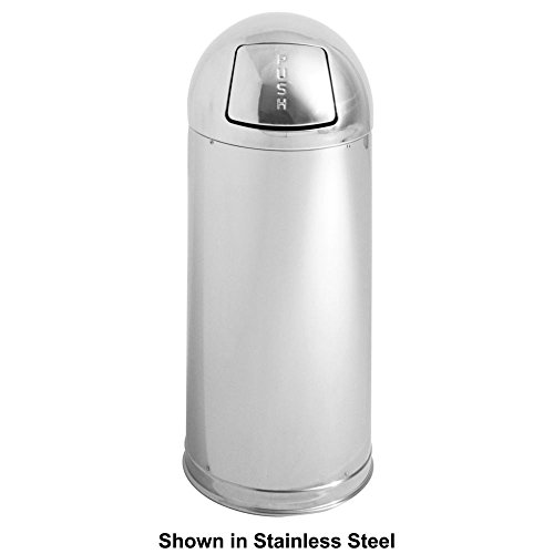 Rubbermaid Commercial Fire-Resistant Dom - Waste Receptacles Round Containers Shopping Results