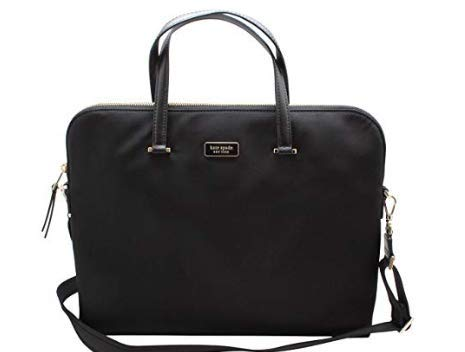 Kate Spade New York Tote Dawn Laptop Bag (Black)