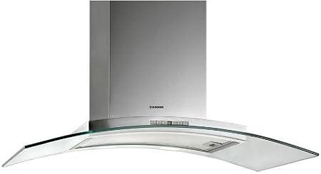 Nodor ARCO 900 De pared Acero inoxidable 780m³/h - Campana (780 m³/h, Canalizado/Recirculación, 44 dB, De pared, Acero inoxidable, 2 bombilla(s)): Amazon.es: Hogar