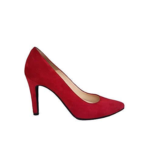 Gennia , Escarpins Pour Femme Rouge