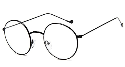 Verre De Lentille Homm Transparent Lunettes Eyeglasses Vintage Claire Unise Fashion Metalique Femme Frame Cadre Monture Type1 Lunette Retro Dauco Mode nFUxZSP