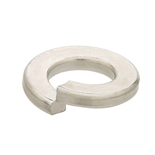 Everbilt M8 Zinc-Plated Split Lock Washers (4-Pieces)