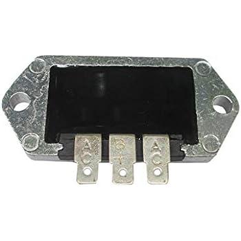 Voltage Regulator Rectifier Fits for 41 403 10-S Suuonee Voltage Rectifier 41 403 09-S