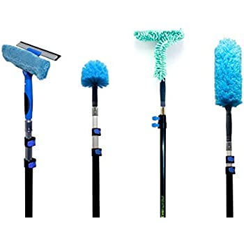 Amazon Com Eversprout 4 Pack Duster Squeegee Kit With