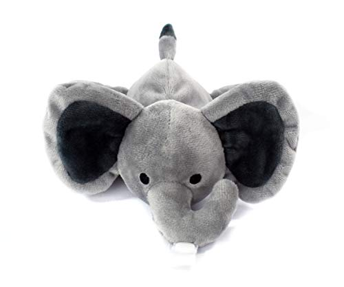 Pacifier Holder - Baby Soothie Stuffed Animal Toy - Measures 18 cm. - 7.09