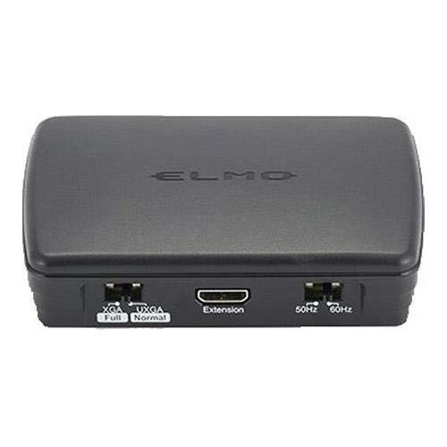 Elmo 1359 Connect Box Only For use with MX-1 Visual Presenter, Gives you an HDMI and an RGB output for more flexibility with you by Elmo