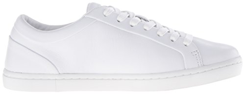 Lacoste Women's Straightset 316 1 Caw Fashion Sneaker, White, 6.5 M US