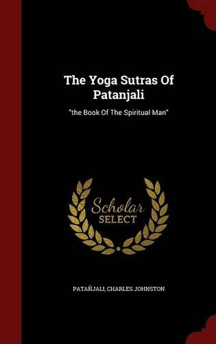 """Download The Yoga Sutras Of Patanjali: """"the Book Of The Spiritual Man"""" pdf epub"""