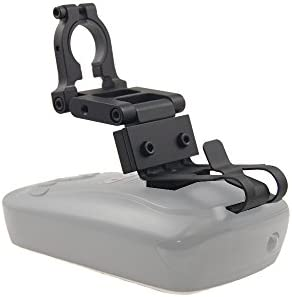 BlendMount BK4-2000R Aluminum Radar Detector Mount for K40 Electronics - Compatible with Most American and Asian Vehicles - Made in USA - Looks Factory ...